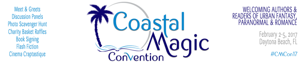 Coastal Magic Convention 2017