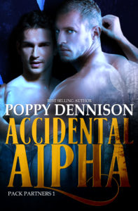 Accidental Alpha by Poppy Dennison
